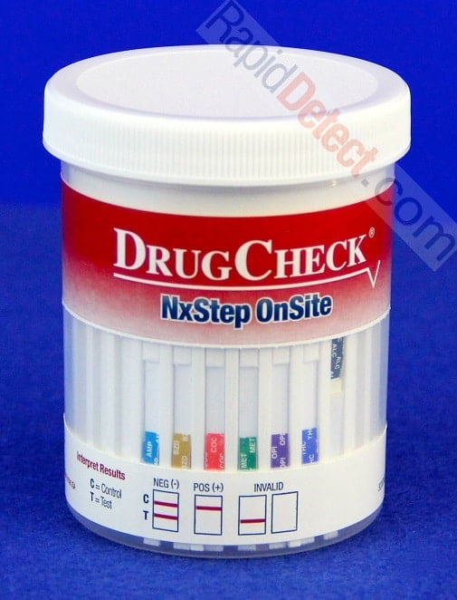 DrugCheck NxStep Cup
