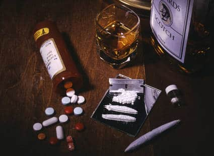 Pills, Powder, & Whiskey
