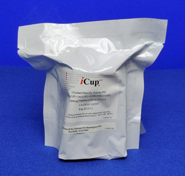 Sealed Foil Wrapper