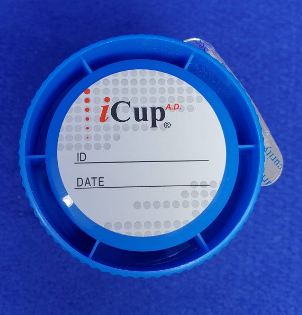 iCup Top View