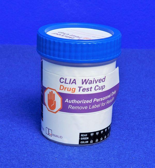 Rapid Detect Drug Test Cup