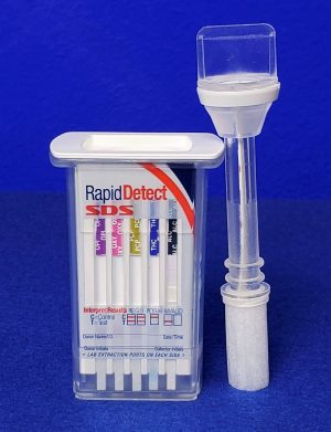 Saliva Drug Test by Rapid Detect