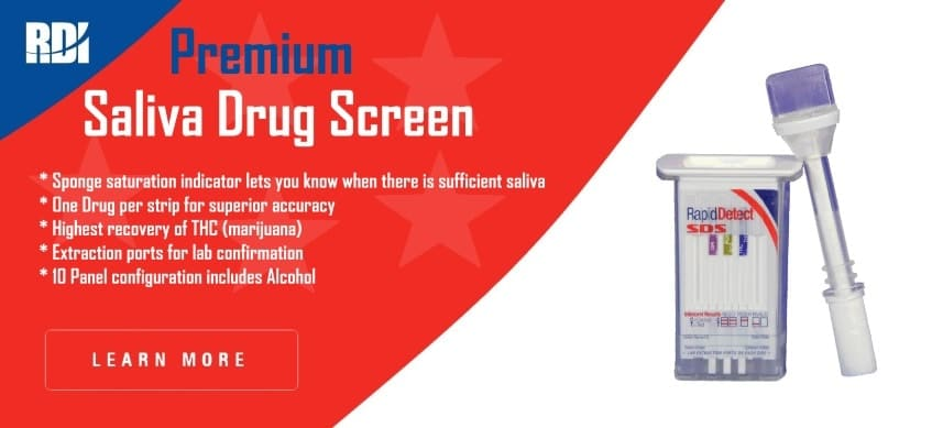 Rapid Detect Brand - Drug Test Kits for Business