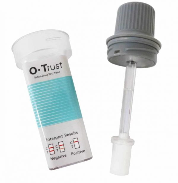 YRLG14601010 O-Trust Saliva Drug Test