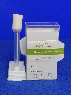 Saliva Cube 12 Panel Swab Drug Test