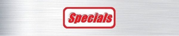 Store Specials