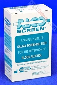 Saliva Alcihol Test by Alco-Screen