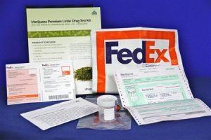 Marijuana Premium Drug Test Included Items