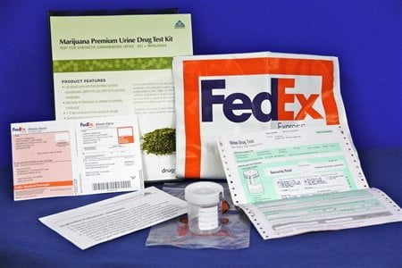Marijuana Premium Drug Test Included Items