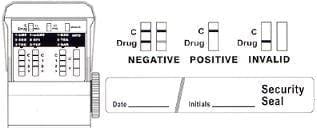 Integrated E-Z Split Key Cup Results Diagram