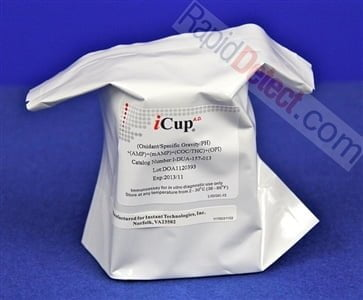 iCup In Sealed Foil Wrapper