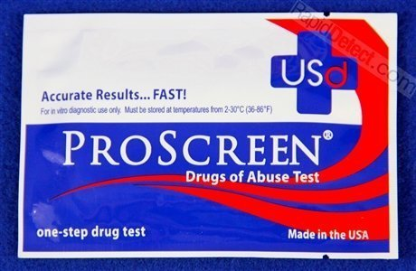 ProScreen Drug Test Card
