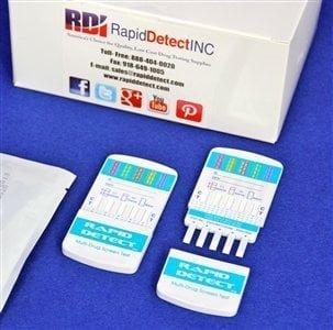 Rapid Detect Dip Test Cap Off