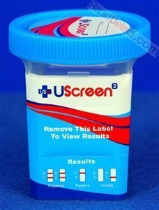 UScreen 7 Panel Test Cup