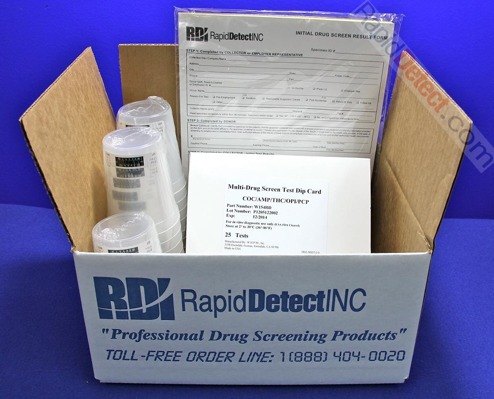 Rapid Detect Card Bundle