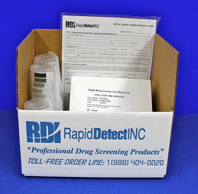 urine drug test kits
